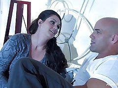 Alison Tyler increased by her male gigolo
