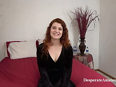 Casting redhead, squirting Vanessa, Troubling Amateurs
