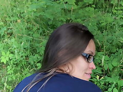 Girl Sucking Dick and Fucking relating to the Woods - Institute Sex