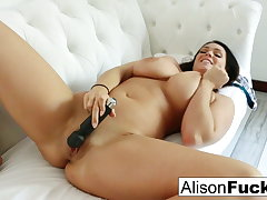 Solo nearly Stacked Alison Tyler