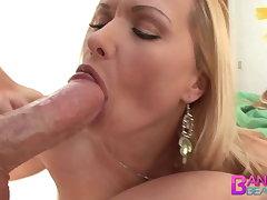 AJ Applegate and Katja in Anal Threesome