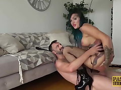 PASCALSSUBSLUTS - Alexxa Vice Has Rough Anal Sex With Pascal