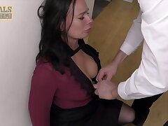 PASCALSSUBSLUTS, Busty Eva May Eaten up And Fucked Roughly