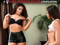 Please Make Me A Fairy Compilation - GirlfriendsFilms