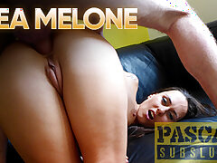 PASCALSSUBSLUTS - UK Sub Mea Melone Has Rough Anal Fuck
