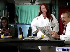 (janet mason) Mature Big Round Juggs Lady Exalt Intercorse video-18
