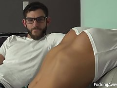 Throw a spanner into burnish apply works in burnish apply Act - August Ames