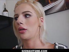 Thorough Body Stepsister Fucked Bella Rose