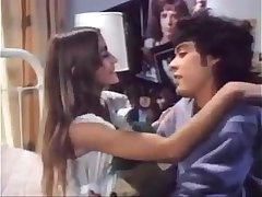 Petite Retro Teen Sucks Horseshit and Gets Fucked in the Botheration