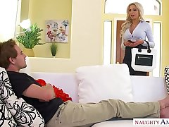 Naughty America - FYF - Find Your Fantasy hither Nina Elle