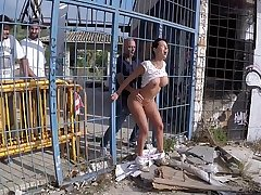 BANGBROS - Curvy MILF Franceska Jaimes Fucked In Elevate d vomit Overwrought Accidental Guy