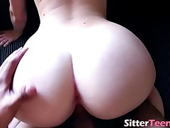 Iggy Amore Sucking coupled with Banged by Big Cock